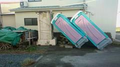 台風被害修復訪問