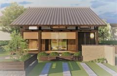 温故知想の家  静岡上陸記念