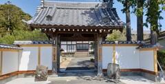お寺 山門